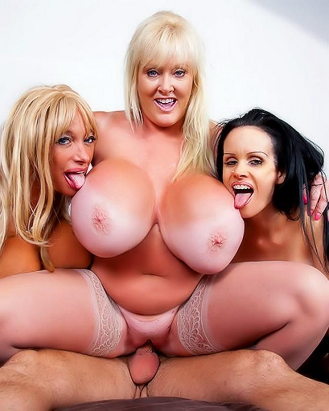 секс галерея мамочек с большими сиськами две