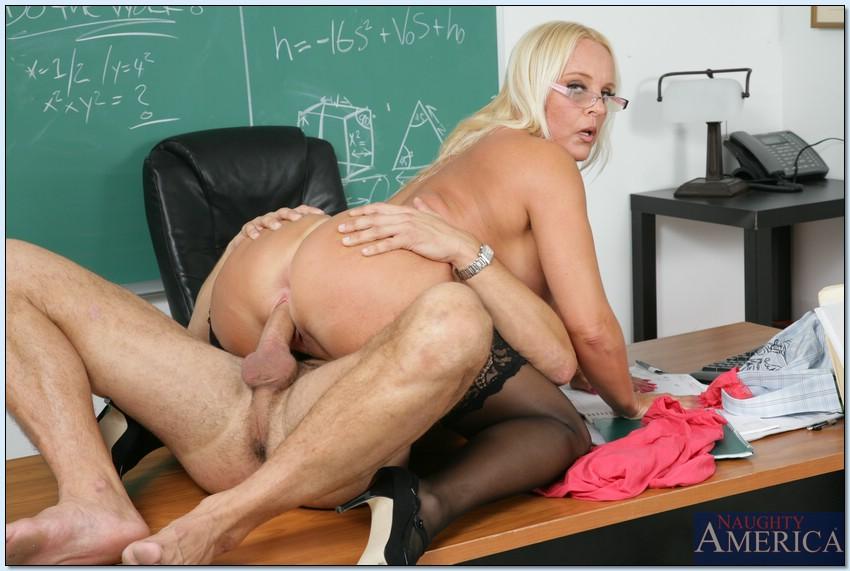 Секс С Русской Училкой